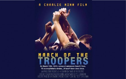 March of the Troopers